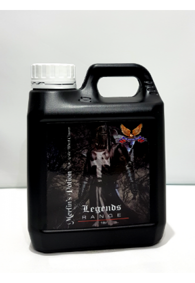 Merlins Potion Non Acidic Wheel Cleaner 1 Litre