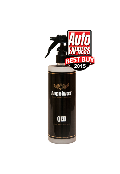 Angel Wax - QED - Quick Exterior Detailer