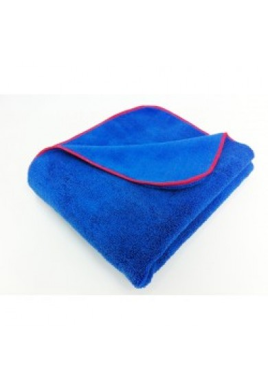 Deluxe Blue Drying Towel ~TWIN PACK~