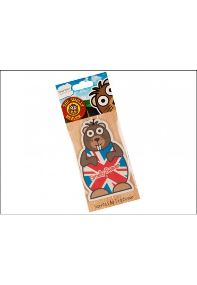 Smelly Beaver - Beaverlicious Air Freshener