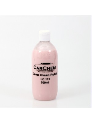 Car Chem Deep Clean Polish 500ml