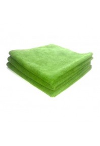 Pack of 5x Quality 280GSM Various Coloured Microfiber cloths