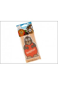 Smelly Beaver -  Perky Peach Air Freshener