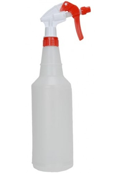 947ml Mixing Bottle with Chemical Resistant Spray head x40