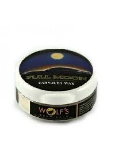 Wolf's Chemicals Full Moon Signature Paste Wax 100ml