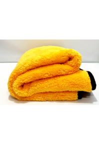 Sun Light plush Buffing Cloth